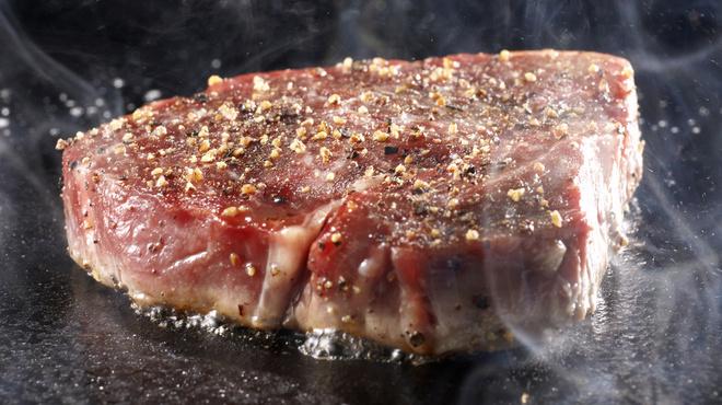 グリル フクヨシ - 料理写真:国産フィレステーキ