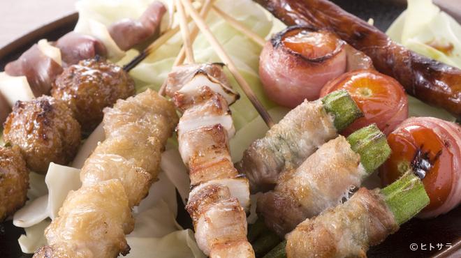 ぶらぶら - 料理写真:六種盛り