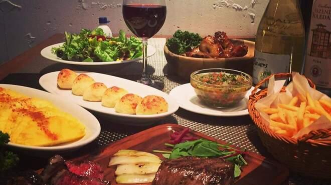 レストランテグリル イグアス - 料理写真:ブラジル料理で陽気なパーティを♪