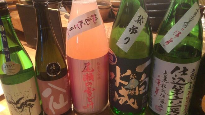 産直青魚専門 御厨 - ドリンク写真: