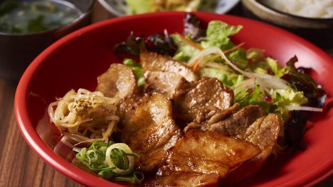 炭火焼肉たむら - 料理写真: