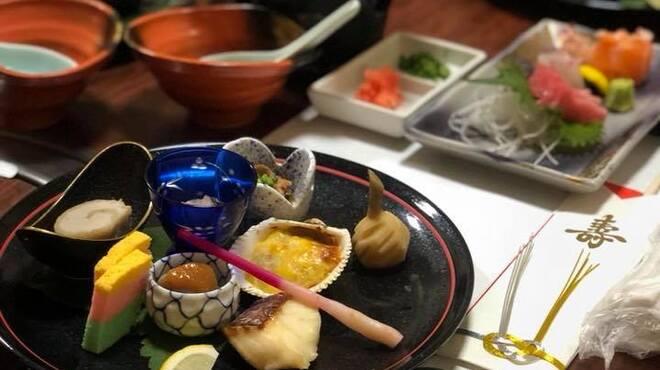 よかよか亭 - 料理写真:和食懐石