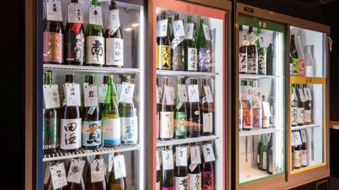 日本酒 CONNECT KITAHAMA - メイン写真: