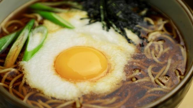 蕎麦処 グレゴリー - メイン写真: