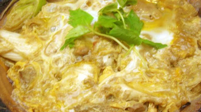 鳥伊勢 - 料理写真:地鶏の柳川