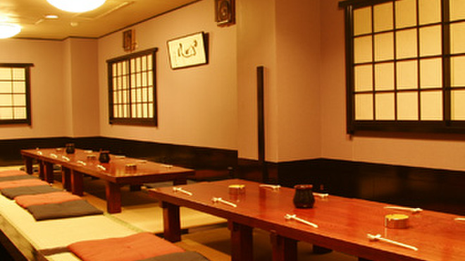 鳥伊勢 - 内観写真:2階宴会場
