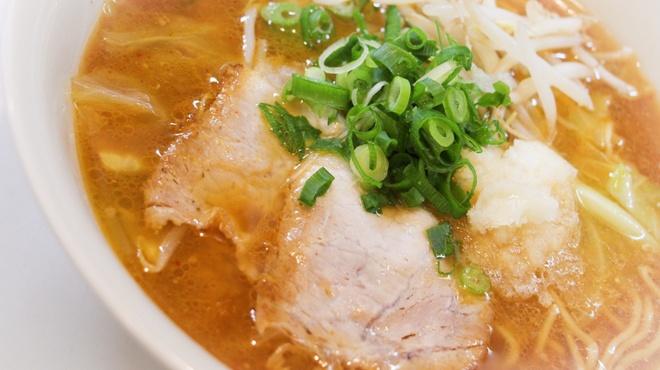 ふうりん - 料理写真:冬季限定・ふうりんのみそらーめん