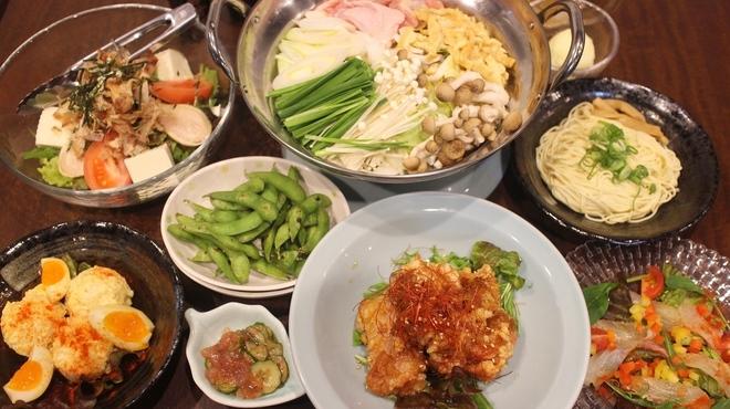 麺匠 たに鶏 - メイン写真: