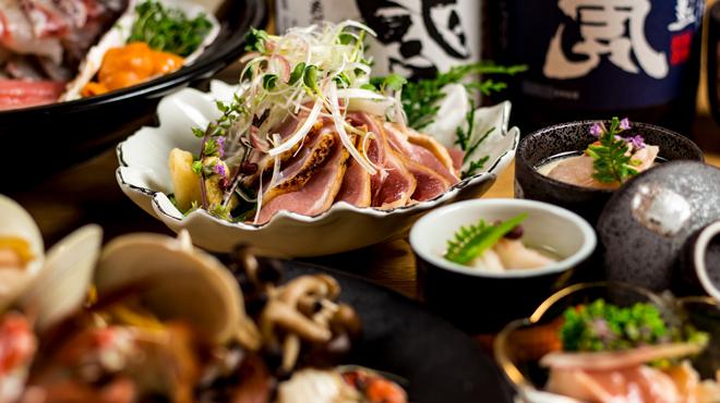 地鶏と本格和食 無尽蔵 - メイン写真: