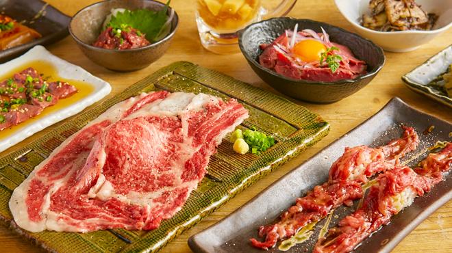 博多筑紫口 肉寿司 - メイン写真: