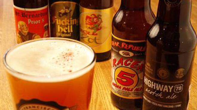 燻製と地ビール 和知 - 料理写真:日本/アメリカ/ベルギー等のビールが樽生11種類、瓶で100種類楽しめます