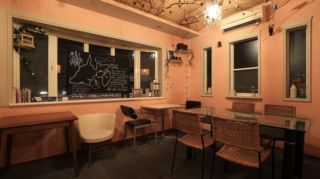 女性が輝くレストランKandy - メイン写真: