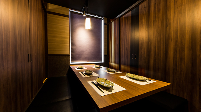 隠れ家個室居酒屋 八坂 - メイン写真: