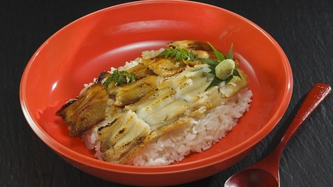 銀座 遠音近音 - 料理写真:あなご飯  (白焼き・たれ焼)