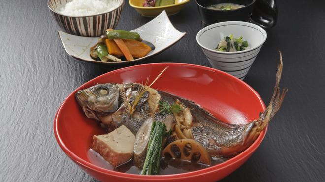 銀座 遠音近音 - 料理写真:日替わり地魚膳