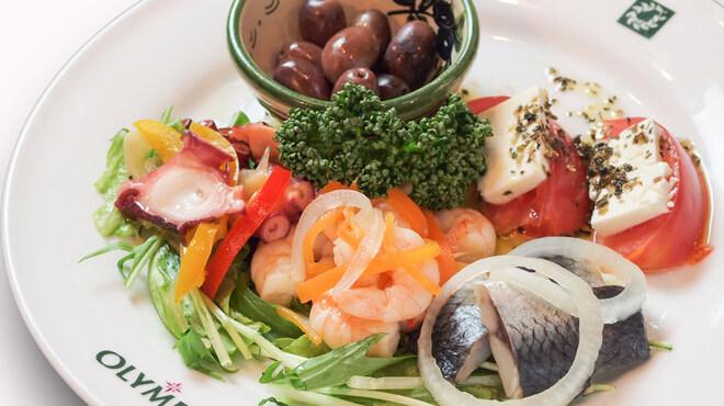 ギリシャ料理&バー OLYMPIA - メイン写真: