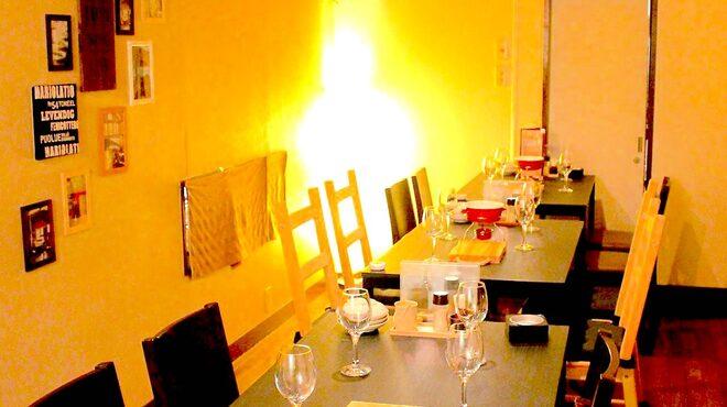 ぼくの台所 - 内観写真:隠れ家個室