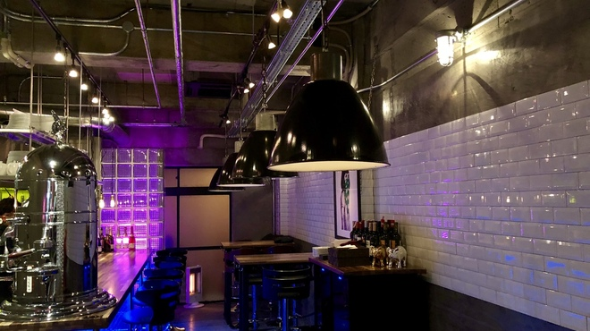 LeX - 内観写真:bar time