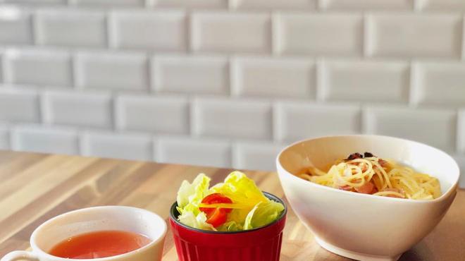 LeX - 料理写真:日替り Pasta lunch