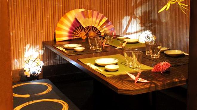全席個室居酒屋 竹取の庭~遊庵~ - メイン写真: