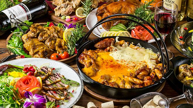 肉バル&チーズタッカルビ バードスタンド - メイン写真:
