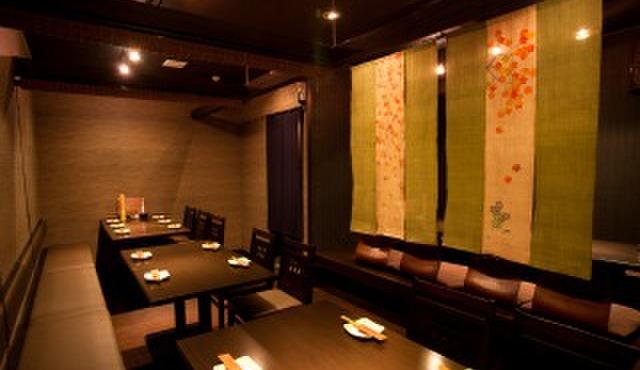 横浜風しゃぶしゃぶ鍋と焼酎・地酒居酒屋 甕仙人 関内蔵 - メイン写真: