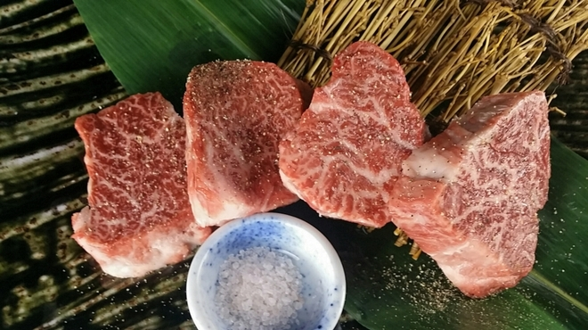 韓々 - 料理写真:サガリ