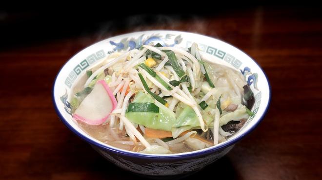 姫路タンメン - 料理写真:姫路タンメン