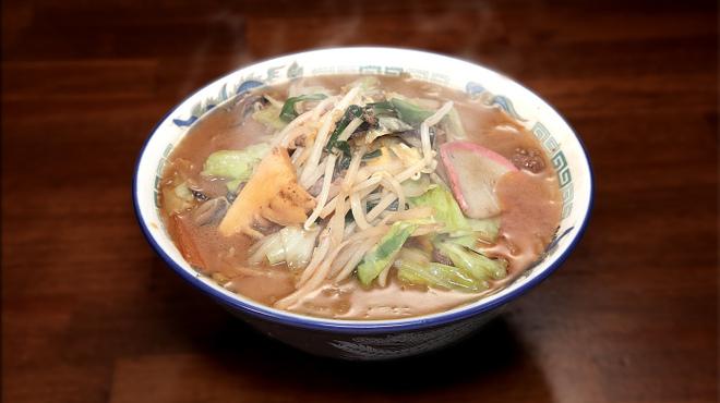 姫路タンメン - 料理写真:味噌タンメン