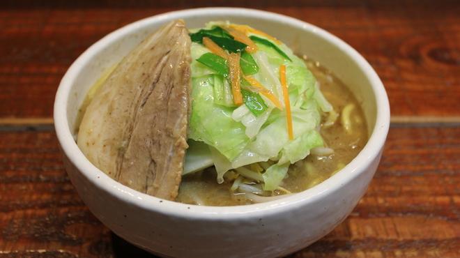 麺処 井の庄 - 料理写真:濃厚やさいらーめん