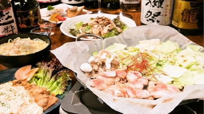 鶏ちゃん焼 時  - メイン写真: