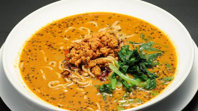 永利 - 料理写真:特製タレタンタン麺