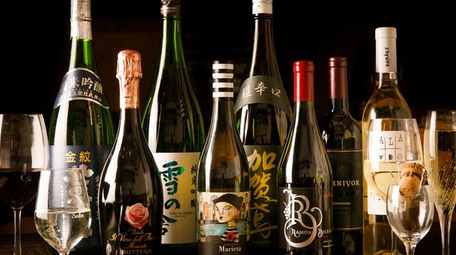 ZERO ワイン×日本酒×バル - メイン写真: