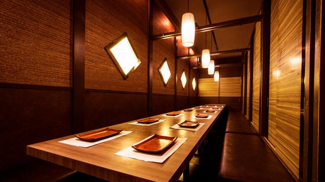 比内地鶏専門個室居酒屋 新宿比内 - メイン写真: