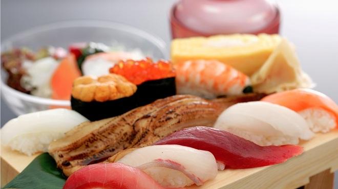 沼津魚がし鮨 - 料理写真: