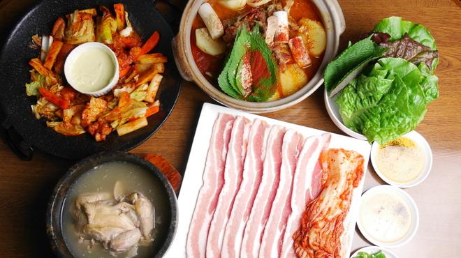 韓国焼肉 炙りな - メイン写真: