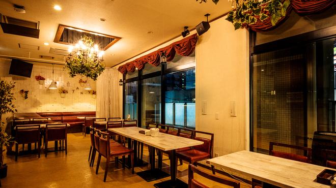 馬肉×イタリアン酒場 SHANTY - メイン写真: