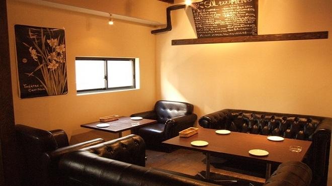 cafe and bar SOL - メイン写真: