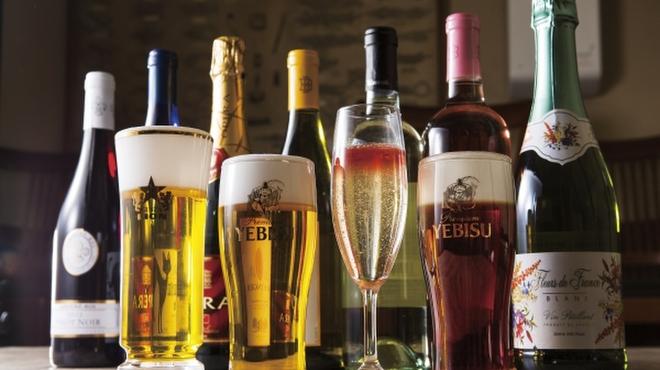 ビア&ワイン グリル銀座ライオン - メイン写真: