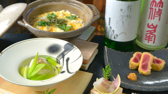 神楽坂 おいしんぼ - 料理写真:おいしんぼ如月のコース