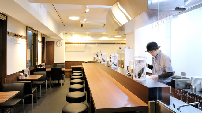 東京スタイル鶏らーめん ど・みそ鶏 - メイン写真: