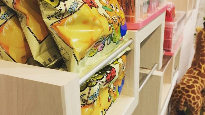 heya-niwa camping night - 料理写真:各コース+500円で駄菓子食べ放題!