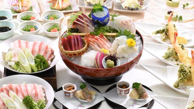 銀蔵 - 料理写真:季節で旬の食材に変わる特別コース(飲放付き)