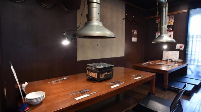 しちりん焼 一代目 山屋 - メイン写真: