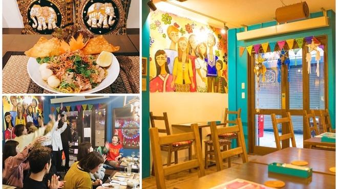神戸アジアン食堂バル SALA - メイン写真:
