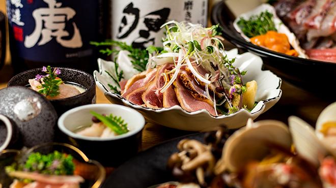 名古屋コーチンと個室居酒屋 鶏彩 - メイン写真: