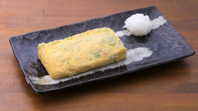ひもの野郎 - 料理写真:卵焼き490円〜