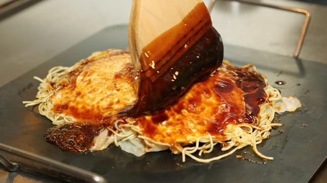 お好み焼き 鉄板焼き にこめ - メイン写真: