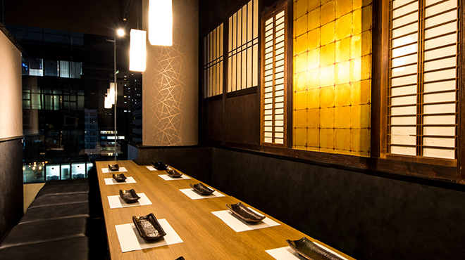 夜景個室×肉バル 空の灯 - メイン写真: