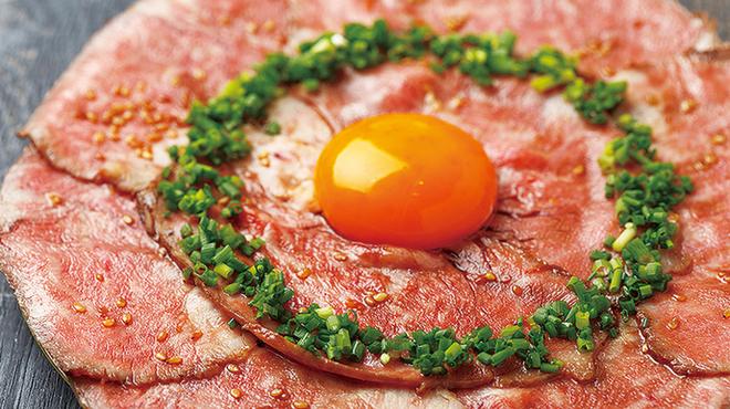 個室 肉 チーズ 金肉 - メイン写真:
